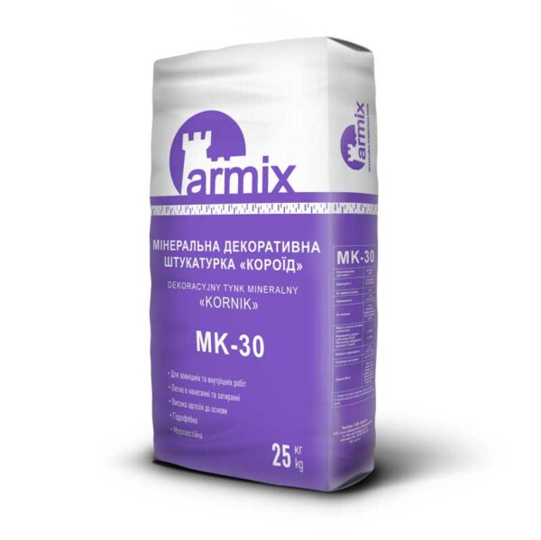Штукатурка-короїд-Armix-MK-30
