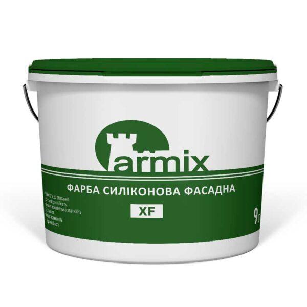Фарба фасадна протигрибкова силіконова Армікс XF